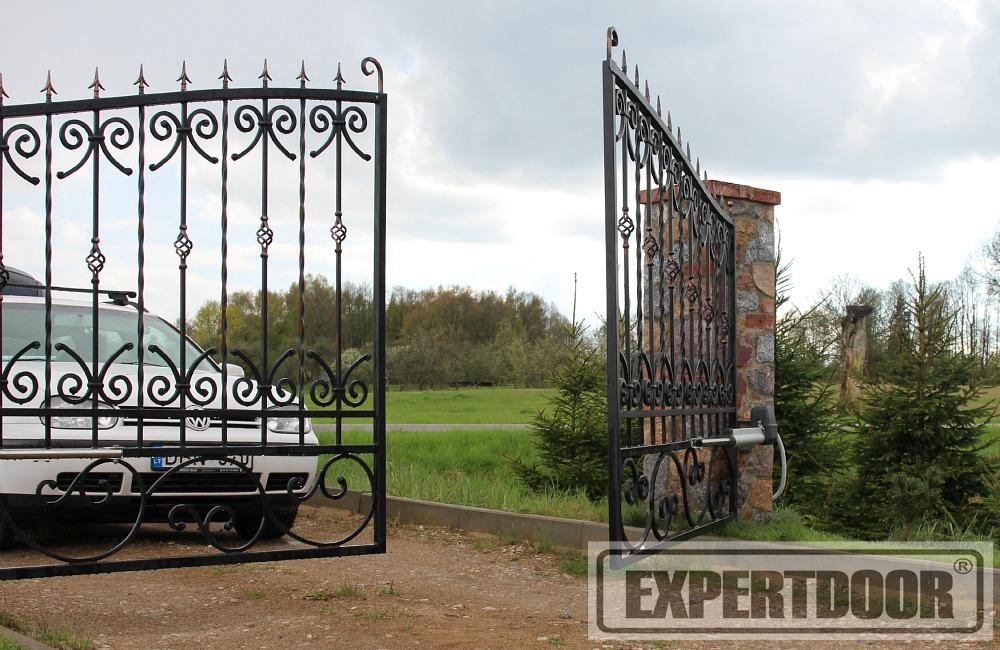 Kiemo vartų automatika