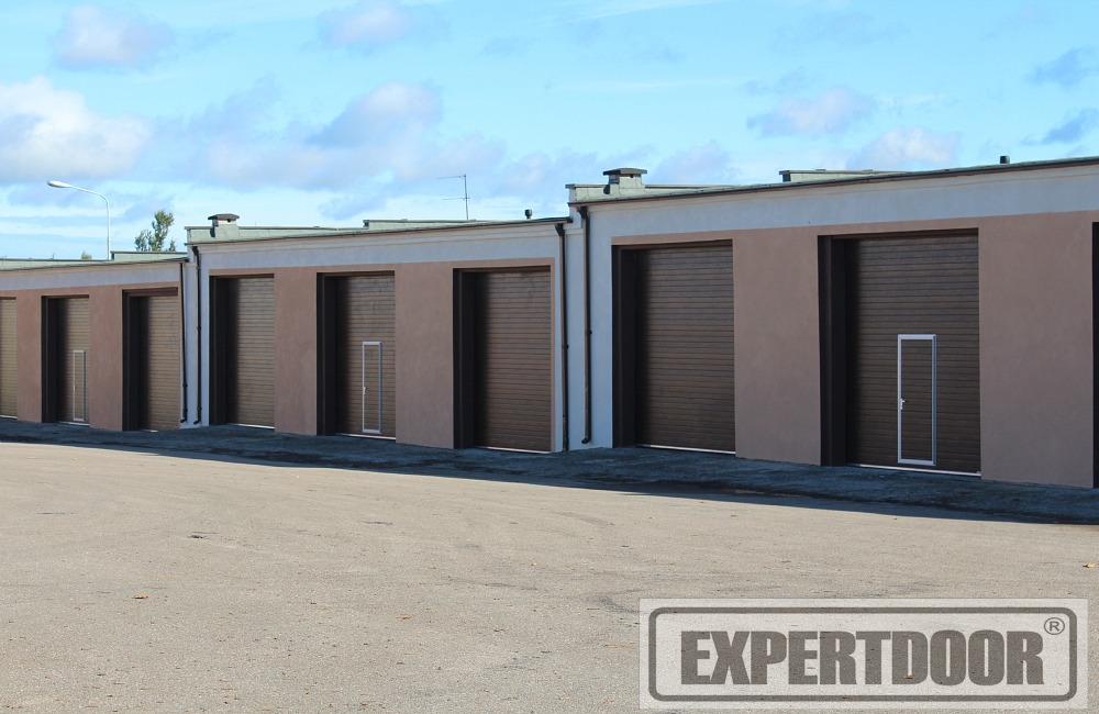 Pramoniniai garažo vartai