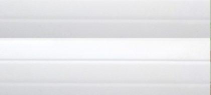 Apsauginių žaliuzių spalva - Balta RAL 9016