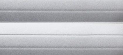 Apsauginių žaliuzių spalva RAL 9006